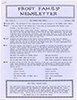 Frost Newsletter Vol 2 No 4 Oct 1990