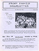 Frost Newsletter Vol 3 No 1 Oct 1991