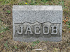 Jacob Tinkham headstone