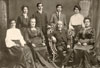The William Henry Frost family in Fredonia, N.Y