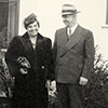 E. Ray Frost & wife Mary Shuttleworth Frost